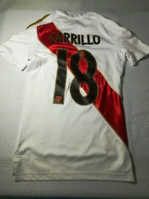 Umbro Youth Size 12 FIFA World Cup Carillo Jersey