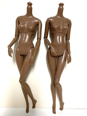 DIY OOAK Re-body TWO Replacement Doll AA Body F Fashionistas Jointed Articulated