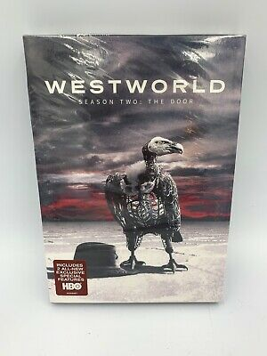 Westworld Season 2 DVD3-Disc Free shipping
