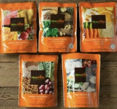 Real Food Blends Pureed Blended Meal Pack of 12