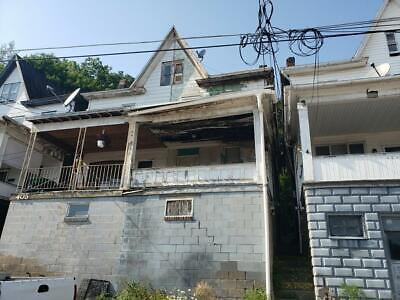 Fixer Upper For Sale NO RESERVE 3bd 2ba Home in Shamokin PA