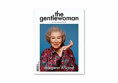 THE GENTLEWOMAN MAGAZINE-MARGARET ATWOOD Cover-AUTUMNWINTER 2019-Issue 20