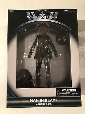 WESTWORLD Man in Black Action Figure Ed Harris Diamond Select Brand New 2019