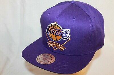 Los Angeles Lakers Hat Cap The Arch Diamond by Mitchell - Ness NBA