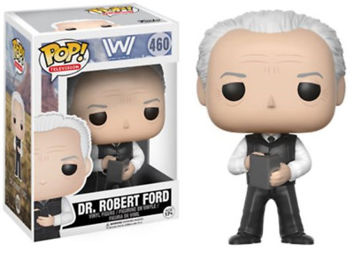 Funko Pop Westworld Dr- Robert Ford Vinyl Figure In Stock Clearance