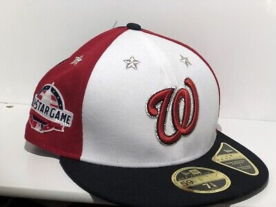 Washington Nationals All Star Game New Era Hat 59fifty 7 34 Baseball Cap Fitted