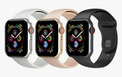 Apple Watch Series 4 GPS - Cellular 44mm Smartwatch