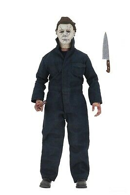 Halloween 2018 - 8 Clothed Action Figure - Michael Myers - NECA
