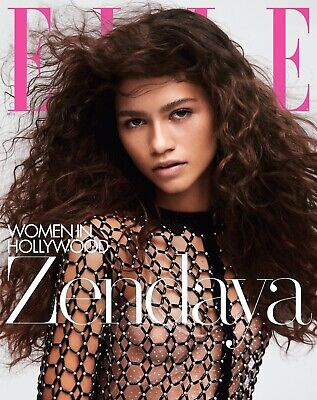 ELLE Magazine-American Elle-NOVEMBER 2019-Didplayed Covers Available-Brand New