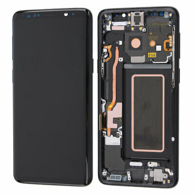 For Samsung Galaxy S8 S8 Plus S9 S9 Plus LCD Display OLED Touch Screen Assembly