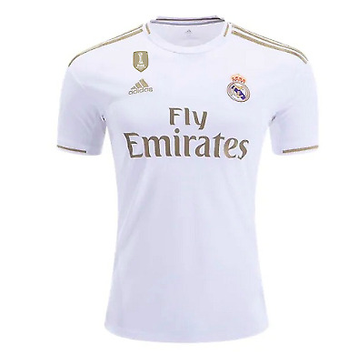 201920 Real Madrid Adidas Jersey All Sizes S - 3XL Sergio Ramos and More