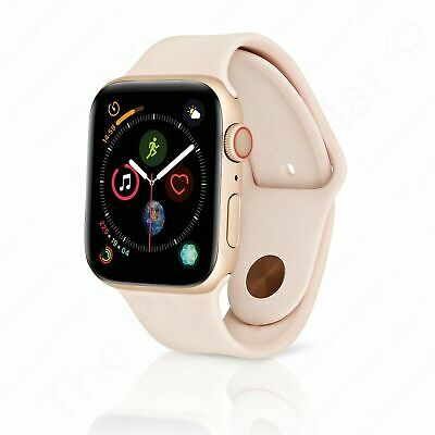 Apple Watch Series 4 40mm -  Gold WatchOS Bluetooth LTE A1975 Health 16GB