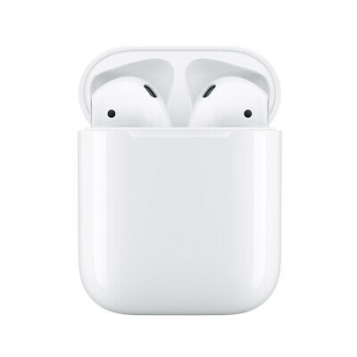 Apple AirPods 2 with Charging Case MV7N2AMA - White