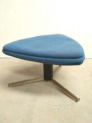 Hugues Steiner foot stool repose pieds 1960s France