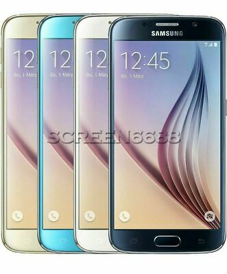 Samsung Galaxy S6 G920 32GB Factory GSM UNLOCKED 4G LTE Smartphone AT&T T-Mobile