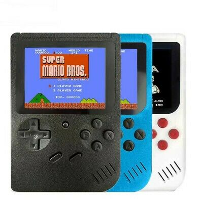 Handheld Game Console For 400 in 1 Games For Nintendo Portable Retro Boy MarioUS