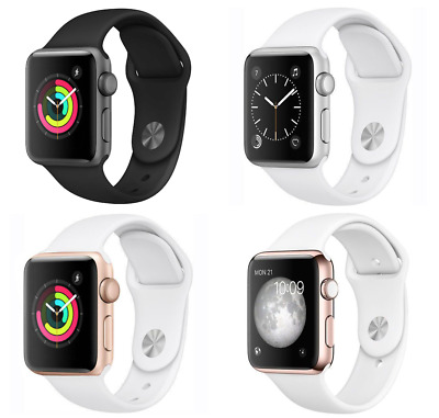 Apple Watch Series 1 42mm with Sport Band MP022LLA