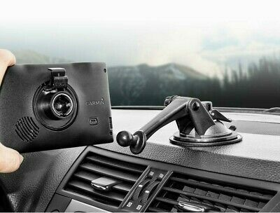 GN079WD Arkon Sticky Sash Windshield Suction Cup Mount for Garmin NuviDEZL GPS