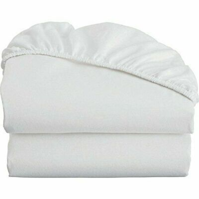 3 Pack Fitted Bed Sheet For Twin XL Bunk DormHospital Mattresses  36x84x15