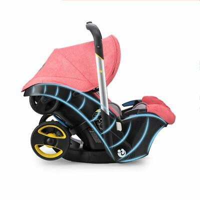 Infant Car Seat Stroller Combos 4 in 1 for new born light weight for travel