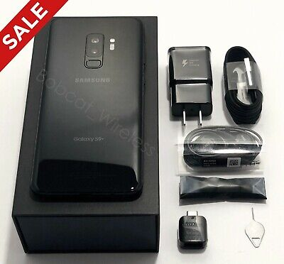 Samsung Galaxy S9- Plus G965U T-Mobile AT-T Sprint Verizon Carrier Unlocked