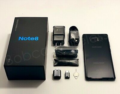 Samsung Galaxy Note 8 N950U AT-T Sprint T-Mobile Metro Verizon Carrier Unlocked