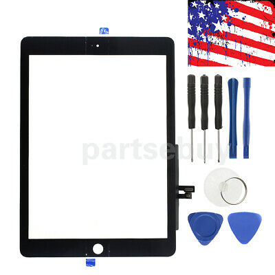 For iPad 6 6th Gen A1893 A1954 Touch Screen Digitizer Replacement-IC