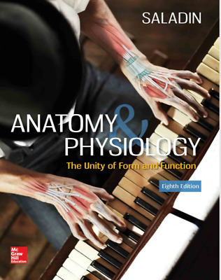 E-Edition Anatomy - Physiology The Unity of Form and Function 8th Edition