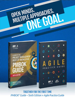 E-Edition PMI PMBOK Guide 6th Edition - Agile Practice Guide - PMP Bonus Book