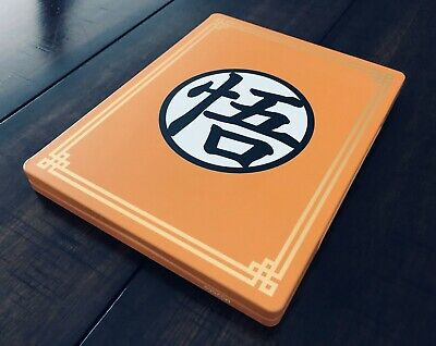 DragonBall Z Kakarot Collectors Edition Steelbook Case NO GAME PS4 Xbox One