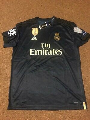 Real Madrid Away Jersey Adidas 2019-2020 UCL  UEFA Champions League