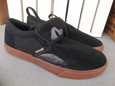 NWT MENS SUPRA CUBA SHUT NYC SNEAKERSSHOES SIZE 9-BRAND NEW FOR 2020 SAVE
