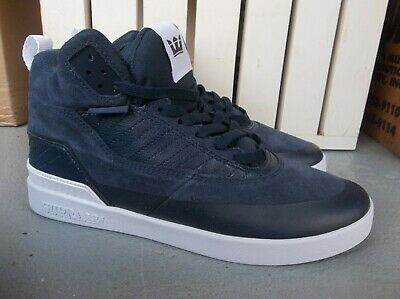 NWT MENS SUPRA PENNY PRO SNEAKERSSHOES SIZE 9-NAVY-BRAND NEW FOR 2020