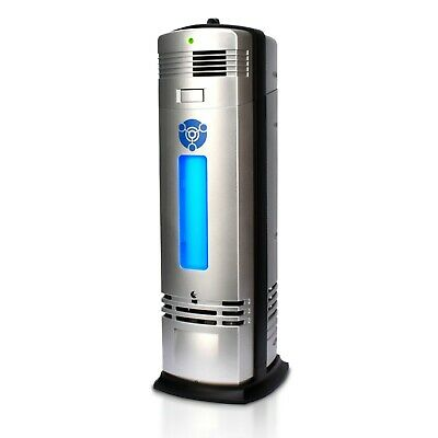 OION S-3000 Permanent Filter Ionic Air Purifier Pro Ionizer Open Box