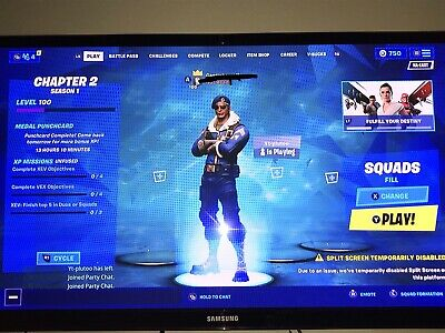 Rare Fortnite Exclusive Royale Bomber Pc Mobile Switch