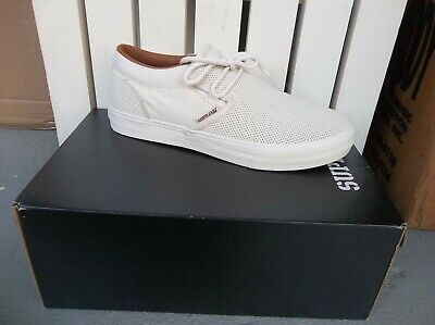 NWT MENS SUPRA CUBA SNEAKERSSHOES SIZE 7-BONE-BRAND NEW FOR 2020