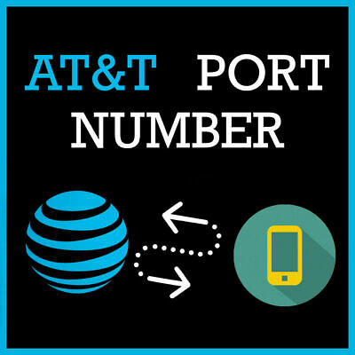 BULK DISCOUNT AT-T Phone Numbers to Port Any ZipArea Code FAST Bundles ATT