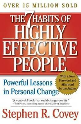 The 7 Habits of Highly Effective People Powerful Lessons in Personal - GOOD