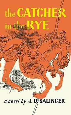 The Catcher in the Rye - Mass Market Paperback By J-D- Salinger - GOOD