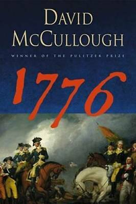 1776 - Hardcover By McCullough David - GOOD