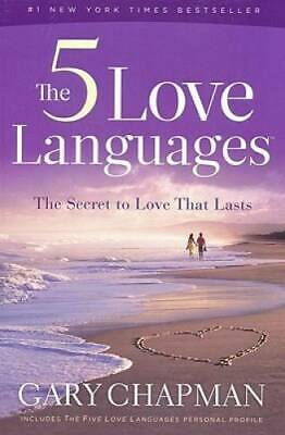 The 5 Love Languages The Secret to Love That Lasts - Paperback - GOOD