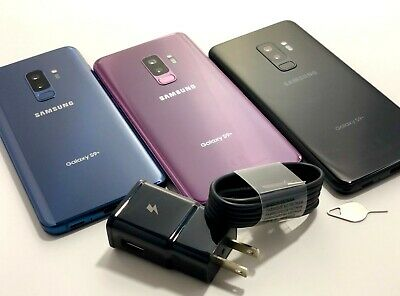 Samsung Galaxy S9- Plus G965U 64GB T-Mobile Sprint ATT Verizon Carrier Unlocked
