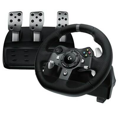Logitech G920 Xbox Driving Force Racing Wheel for Xbox One and PC 941-000121