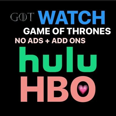 Hulu Premium - HBO - No Ads -  1 Year  FAST DELIVERY✨
