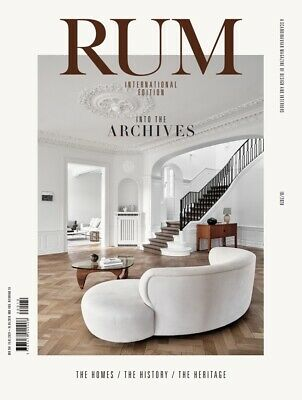 RUM INTERNATIONAL Magazine-102020-INTO THE ARCHIVES-Brand New