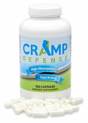Cramp Defense® With Truemag® - Stop Leg Cramps Muscle Cramps - Spasms Fast-