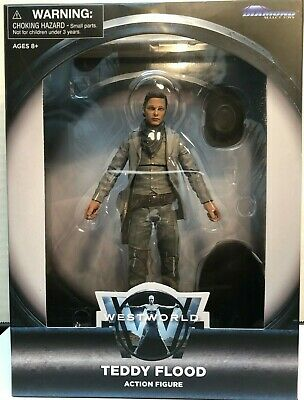 Diamond Select Toys Westworld Series Teddy Flood Action Figure IN HAND