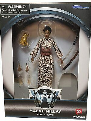 Diamond Select Toys - Westworld Series Maeve Millay Action Figure- Exclusive