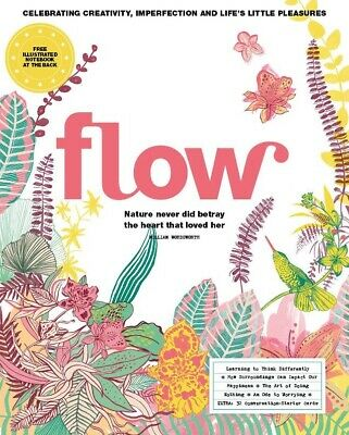 FLOW MAGAZINE-ISSUE 35-NATURE NEVER DID BETRAY THE HEART THAT LOVED HER