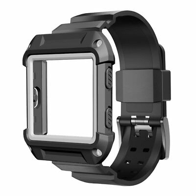 Fitbit Blaze Accessory UMTELE Rugged Pro White
